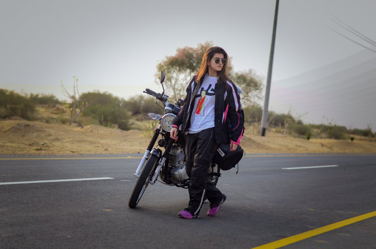 2500+ Kms on Bike - Rida Haider